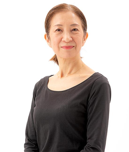 Ballet & Dance Studio Passo主宰の峯岡比呂美です。